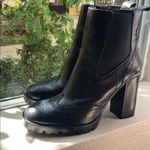 Zara Tall Boots